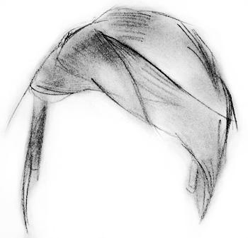 Drawing Hair Drawing And Coloring