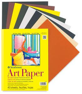 drawing paper art paper